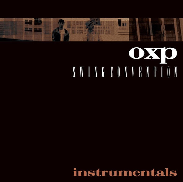 OXP - Swing Convention Instrumentals (LP) NBN Records