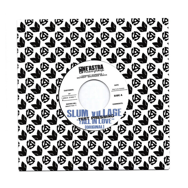 "Slum Village - Fall In Love b/w Instrumental (7"") Ne'Astra Music Group"