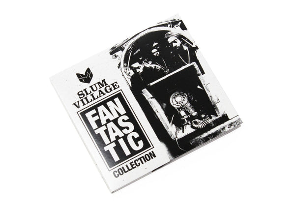 Slum Village - Fan-Tas-Tic Collection (4xCD) Ne'Astra Music Group