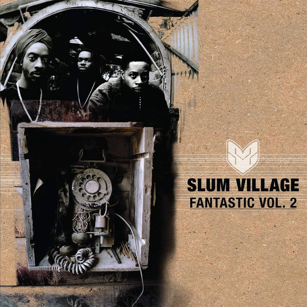 Slum Village - Fantastic, Vol. 2 (2xLP - Reissue) Ne'Astra Music Group