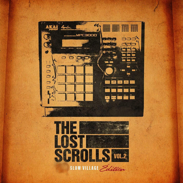 Slum Village - The Lost Scrolls 2: Slum Village Edition (LP) Ne'Astra Music Group