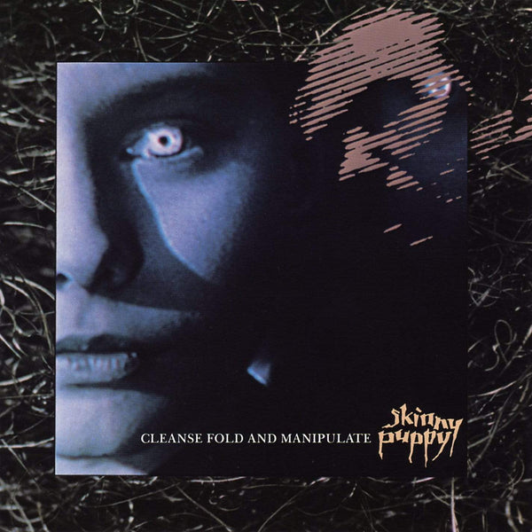 Skinny Puppy - Cleanse Fold And Manipulate (LP) Nettwerk Records