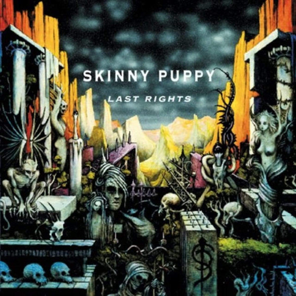 Skinny Puppy - Last Rights (LP) Nettwerk Records
