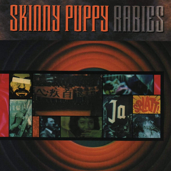 Skinny Puppy - Rabies (LP) Nettwerk Records