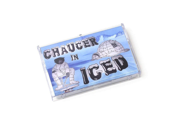 Chaucer - ICED (Cassette) New Los Angeles