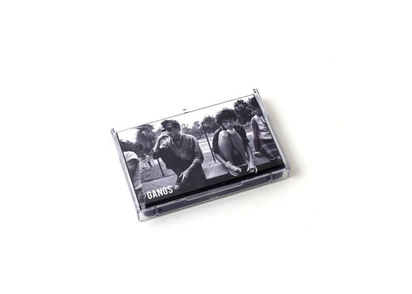 Gangs - Gangs EP (Cassette - Midnight Blue) New Los Angeles