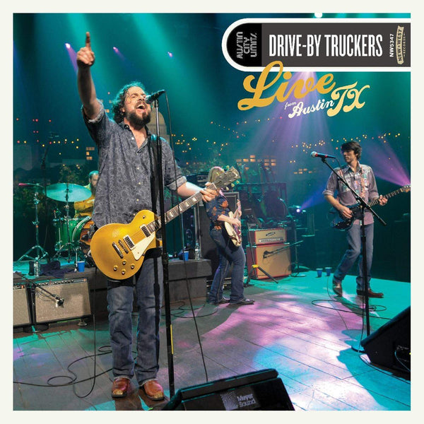 Drive-By Truckers - Live from Austin, TX (2XLP - INDIE EXCLUSIVE GREEN SPLATTER VINYL) New West Records