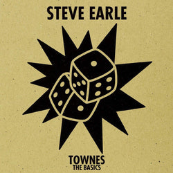 Steve Earle - Townes: The Basics (2xLP + Download Card) New West Records