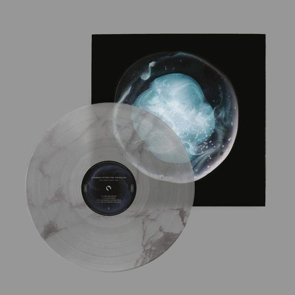 A Winged Victory For The Sullen - 'The Undivided Five' (LP - Marbled Clear/Silver Vinyl) Ninja Tune