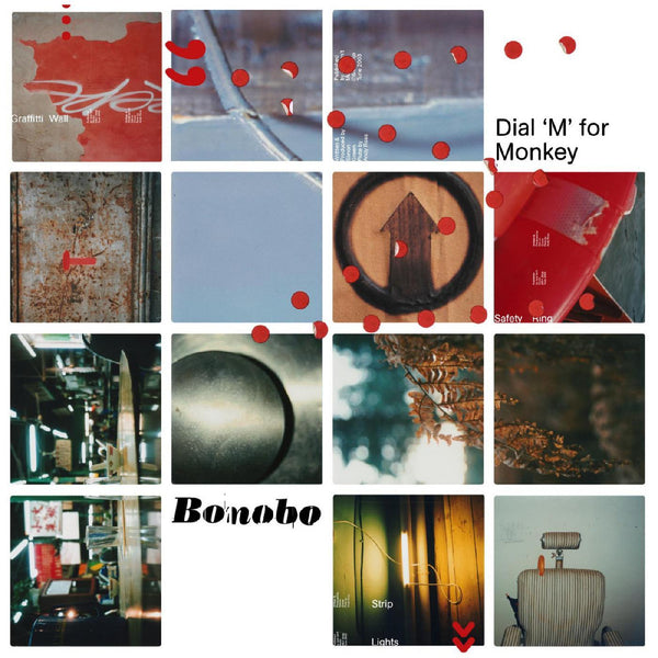 Bonobo - Dial 'M' For Monkey (LP) Ninja Tune