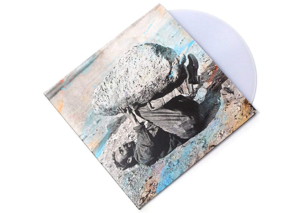 Forest Swords - Compassion: Deluxe Edition (LP - Clear Vinyl - Gatefold + Booklet) Ninja Tune