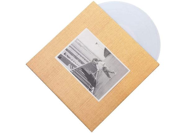 Jordan Rakei - Wallflower (2xLP - Clear Vinyl + Download Card) Ninja Tune