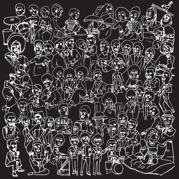 Romare - Love Songs Pt. 2 (2xLP - White Vinyl + Download Card) Ninja Tune