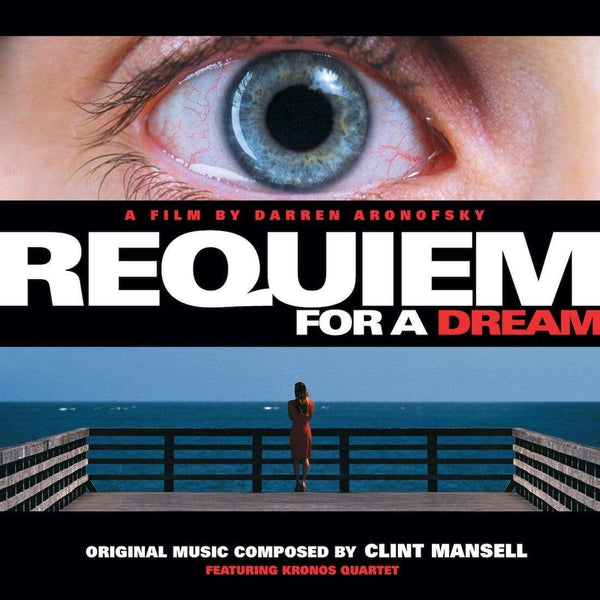 Clint Mansell & Kronos Quartet - Requiem For A Dream (2XLP) Nonesuch