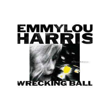 Emmylou Harris - Wrecking Ball (LP - Clear Vinyl) Nonesuch