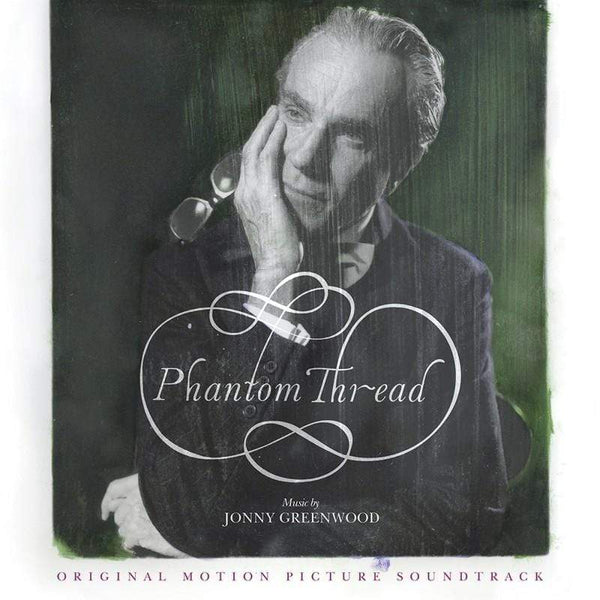 Jonny Greenwood - Phantom Thread: Original Soundtrack (2xLP + Booklet) Nonesuch