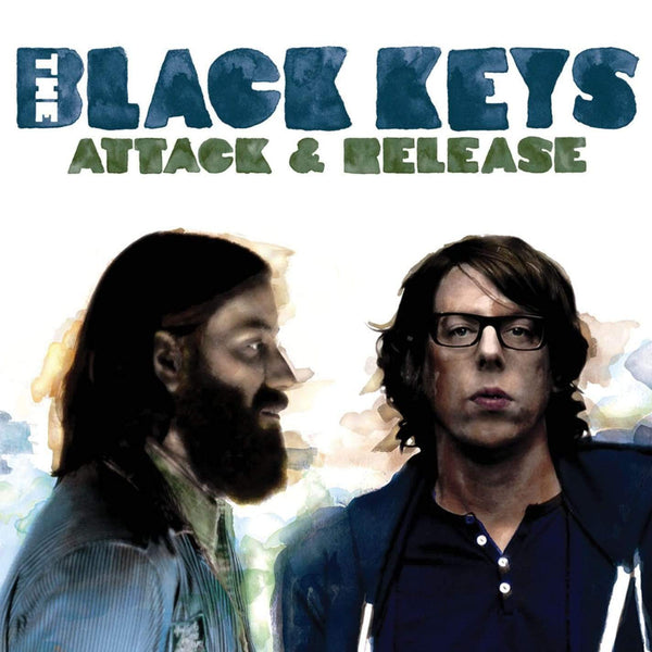 The Black Keys - Attack & Release (LP) Nonesuch