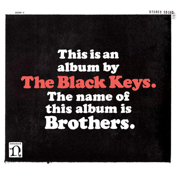 The Black Keys - Brothers (2xLP + CD) Nonesuch