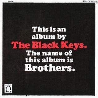 "The Black Keys - Brothers: Deluxe Remastered Anniversary Edition (9x7"" Box Set) Nonesuch"