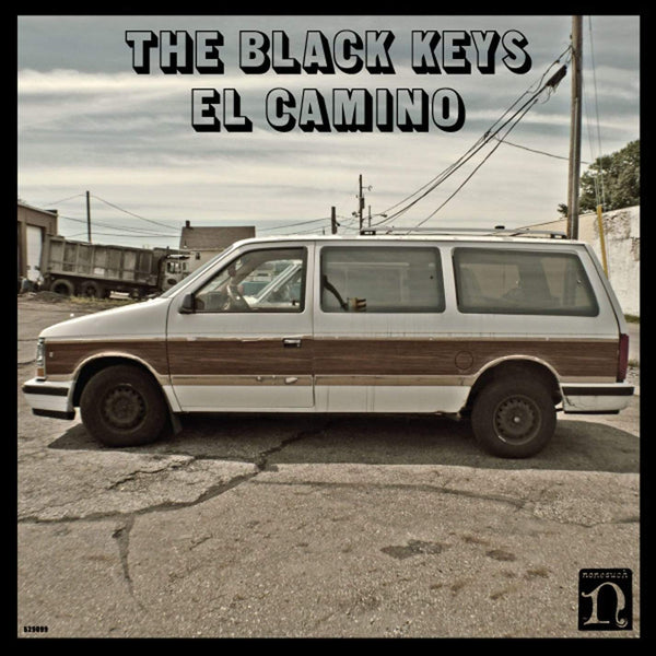 The Black Keys - El Camino (LP + CD) Nonesuch