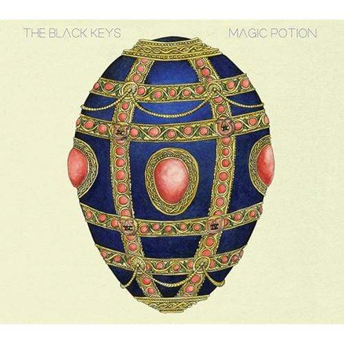 The Black Keys - Magic Potion (LP - 180 Gram Vinyl) Nonesuch