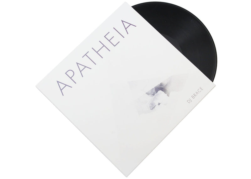 DJ Brace - Apatheia (2xLP) Nostomania Records
