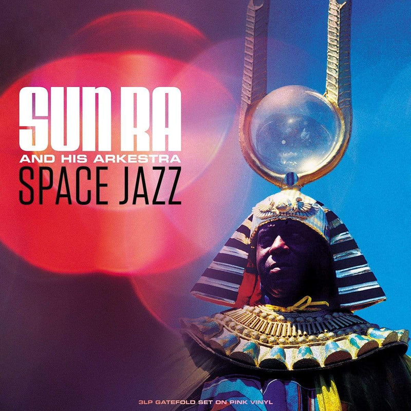 Sun Ra & His Arkestra - Space Jazz (3xLP - 180 Gram Pink Vinyl) Not Now