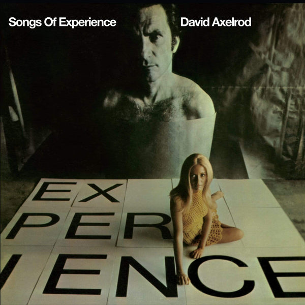 David Axelrod – Songs Of Experience (CD) Now Again
