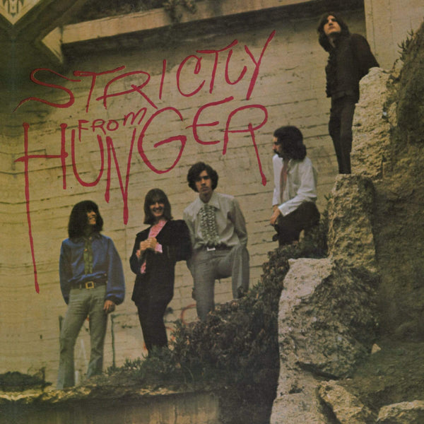 Hunger - Strictly From Hunger: Deluxe Reissue (3xCD) Now Again