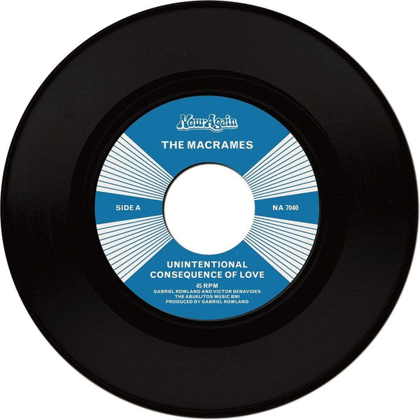 Macrames - Unintentional Consequence Of Love/So In Love With You (LP) Now Again