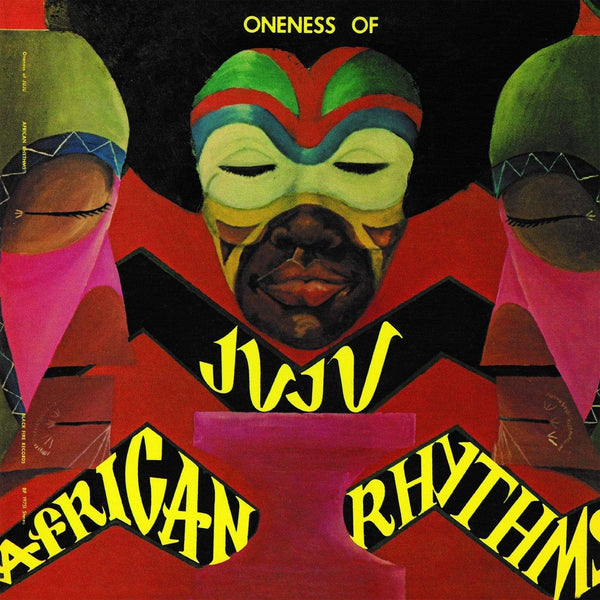 Oneness Of Juju - African Rhythms (LP) Now Again