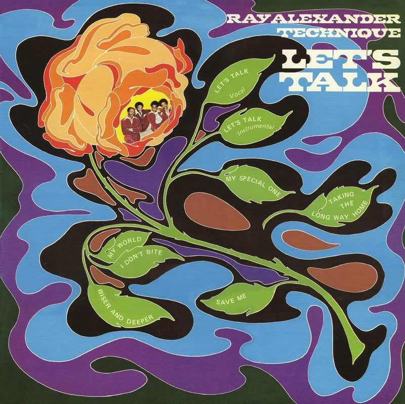 Ray Alexander Technique - Let's Talk (CD) Now Again