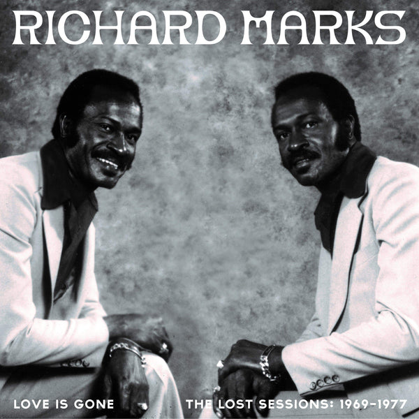 Richard Marks - Love Is Gone The Lost Sessions: 1969-1977 (2xLP) Now Again