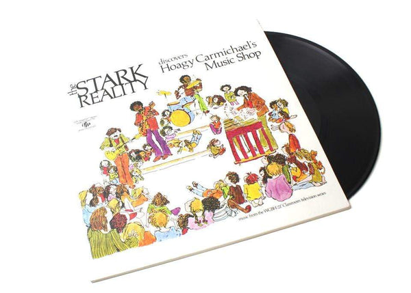 The Stark Reality - ...Discovers Hoagy Carmichael's Music Shop (3xLP - Reissue + Digital Booklet + Download Card) Now Again
