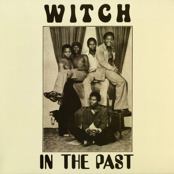 Witch - In The Past (LP) Now Again
