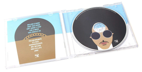 Prince - HITnRUN Phase One (CD) NPG Records
