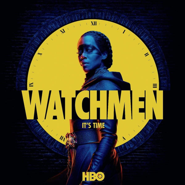 Trent Reznor & Atticus Ross - Watchmen, Vol. 1-3 (Bundle - 3xLP - 180 Gram Vinyl) Null Corporation