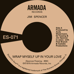 "Jim Spencer, Angie Jarée, & Marshall Titus - Wrap Myself Up In Your Love (7"") Numero Group"