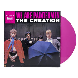 The Creation - We Are Paintermen (LP - Pink Vinyl) Numero Group