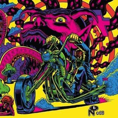 V/A - Warfaring Strangers: Acid Nightmares (2xLP) Numero Group
