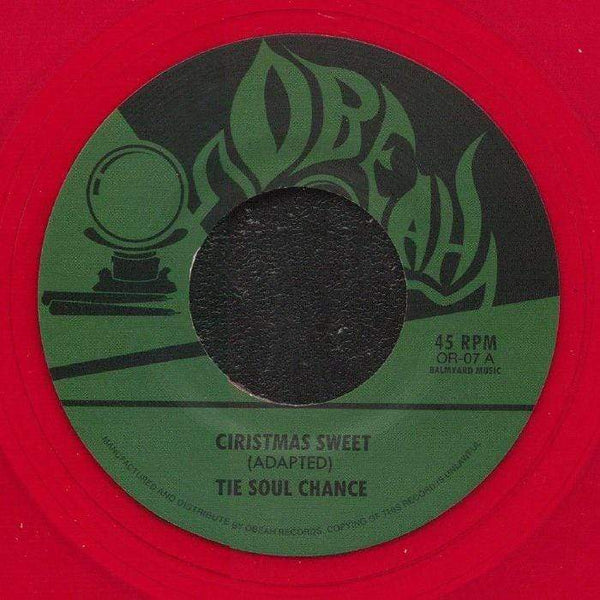 The Soul Chance - Christmas Sweet / Sweet Dub (Digital) Obeah Records