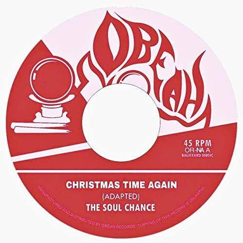 The Soul Chance - Christmas Time Again (Digital) Obeah Records