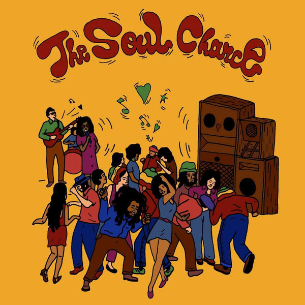 The Soul Chance - The Soul Chance (Digital) Obeah Records