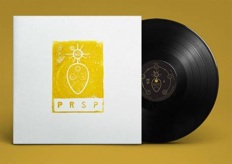 Puerto Rican Space Program - P R S P (LP) Oddinhuman Music