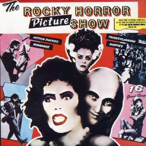 V/A - The Rocky Horror Picture Show Soundtrack (LP - Pink Vinyl) Ode Sounds and Visuals, INC