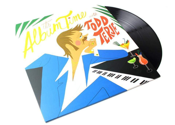 Todd Terje ‎- It's Album Time (2xLP) Olsen