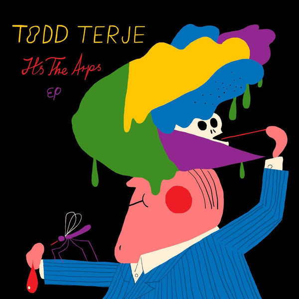"Todd Terje - It's The Arps (EP - 12"" Vinyl) Olsen"