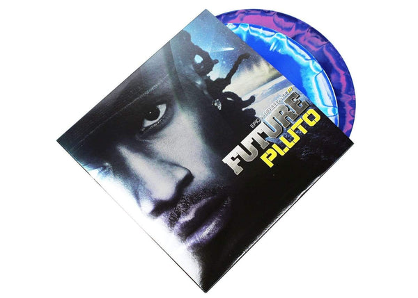 Future - Pluto (2xLP - 180 Gram Blue/White/Purple Tie-Dye Vinyl) Omerta, Inc.