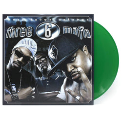 Three 6 Mafia - Most Known Unknown: 4/20 Edition (2xLP - 180 Gram Green Vinyl + Insert) Omerta, Inc.