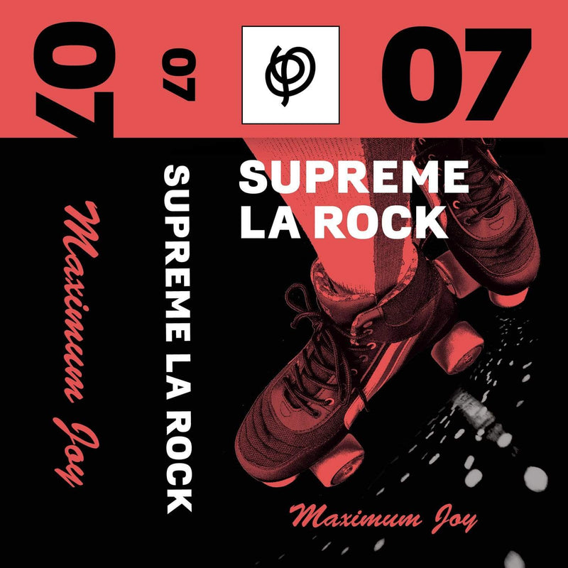 Supreme La Rock - Maximum Joy (Cassette) Origin Peoples